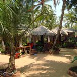 Chillout huts