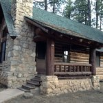 New guest lodges