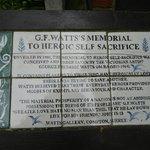 Watts Memorial