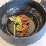 Tartaar van rund met guacamole