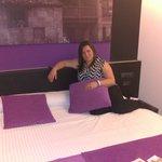 cama de una habitación doble ;)
