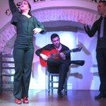 Yasara Rodriguez, Javi Gomez et David Hornillo