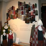 Exibition of Latvian National costumes