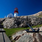 The Lighthouse is located on the most southern part of the country - tunliweb.no