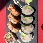 Sushi at Shoko