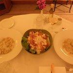 ロッシーニの料理がルーム・サービスでも食べられる!!