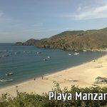 Playa soleada
