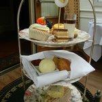 My tea tray!