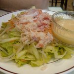 (Unautenthic) Vietnamese crab salad
