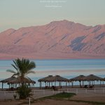 Sinai Swisscare sunset
