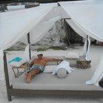 Relax à beira da praia