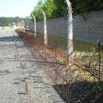 Ricostruzione del perimetro con filo spinato