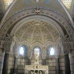 Altar interior