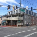 Inn Boonsboro during the day