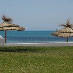 vue plage club med la douce