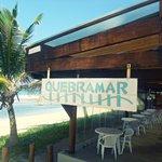 Restaurante Quebramar (só funciona à noite)