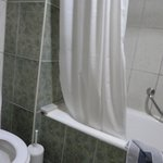 Bathroom of room 126