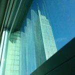 Minha janela em Manhattan!
