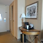 Coffe/Tea area - Closet - Doorway
