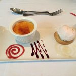 Great Creme Brulee & Ice Cream