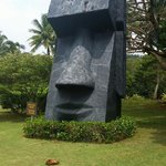 Easter Island Icon