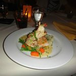 Dinner at the Bedarra