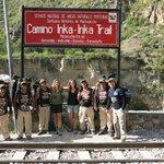 Inca Trail April 2014