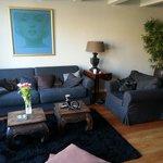 living room 1st floor canalside