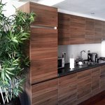 kitchen 1st floor apartment canalside