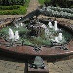 Water feature, Kremlin gardens