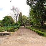 Jardin de l' Aquebuse