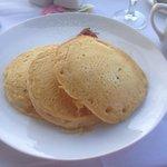 Gluten free buckwheat pancakes-$8