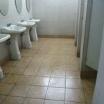 Toilet area (Female)