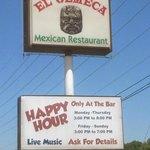 El Olmeca Mexican Restaurant