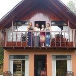 Cabin El Mono