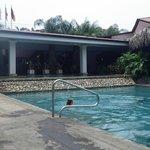 Beachside smaller pool