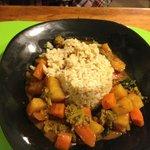 Aroz Bombay (Bombay style rice) Delicious!