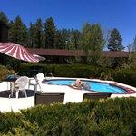 Comfort Inn at Ponderosa Pines Foto