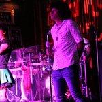 Band singer