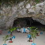 Private & Romantic Cave Dinner for 2.