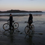 Rent Bikes for the evening Beach Ride
