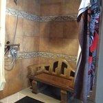 mad bath→シャワー