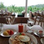 Late breakfast, Indonesia food