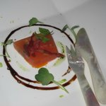 Appetizer, could not remember what was it :)