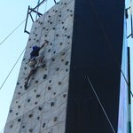climbing activities