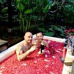 The romantic semana harmony spa