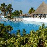 Nizuc Pool - Moon Palace Resort - Cancun