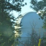 One of the Telescope Domes