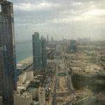 Blick über die Corniche........bei Regen :-(