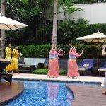 Songkran festivities